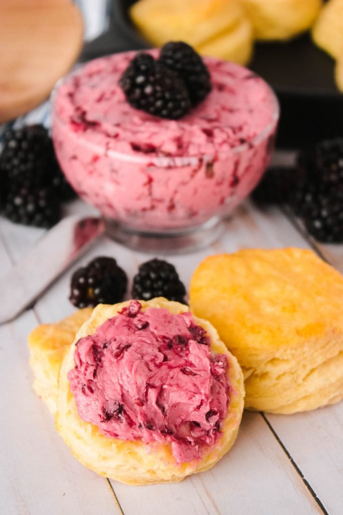 Blackberry Butter