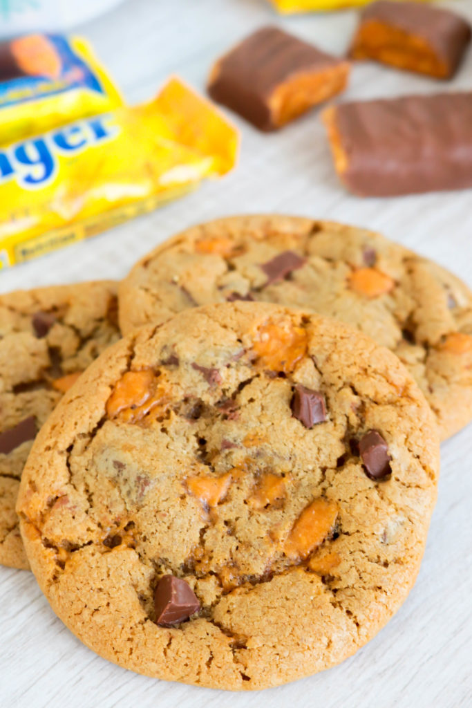 how to make butterfinger cookies