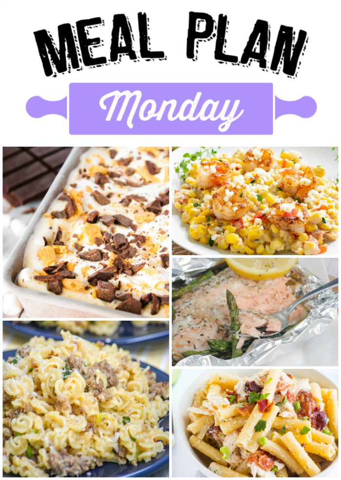 Meal Plan Monday 122! - Hey, Y'all! It's time to find some new mealtime inspiration with this week's Meal Plan Monday 122! #MealPlanning #FREEMEALPLAN #DINNERIDEAS