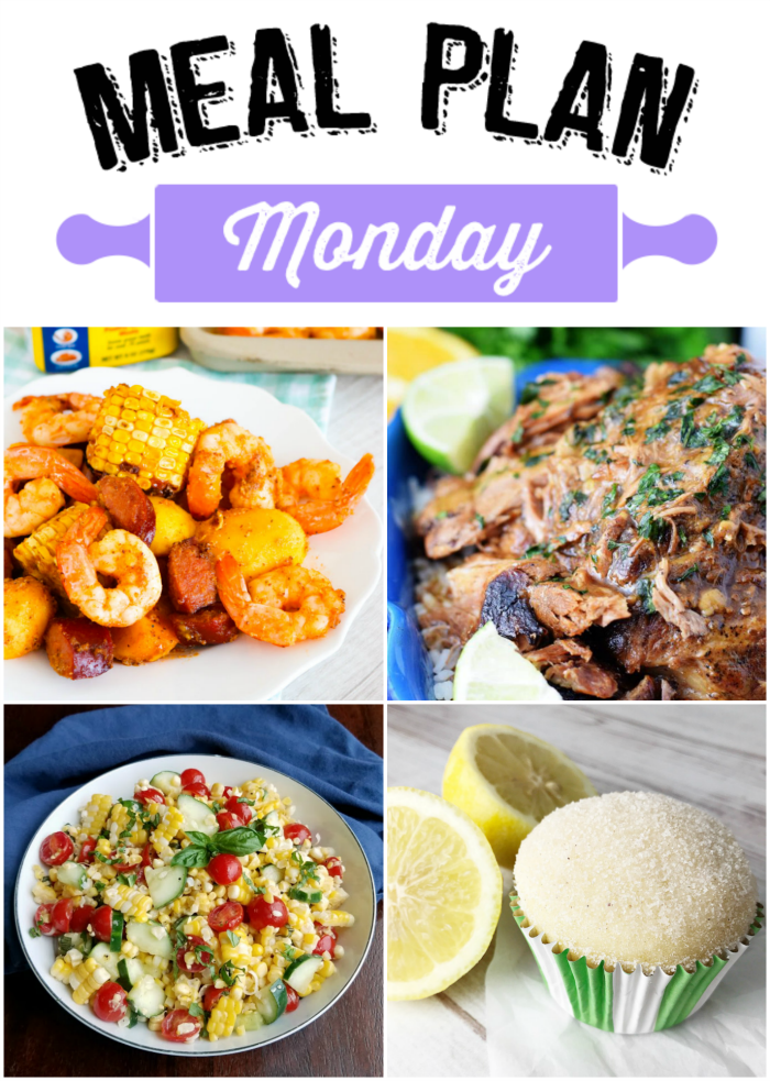 Meal Plan Monday 127 Collage