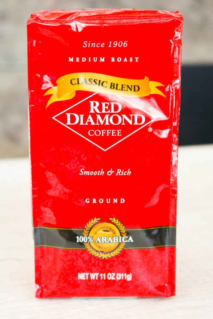 Red Diamond Medium Roast Classic Blend