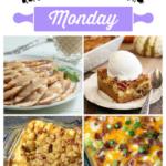 Meal Plan Monday 136