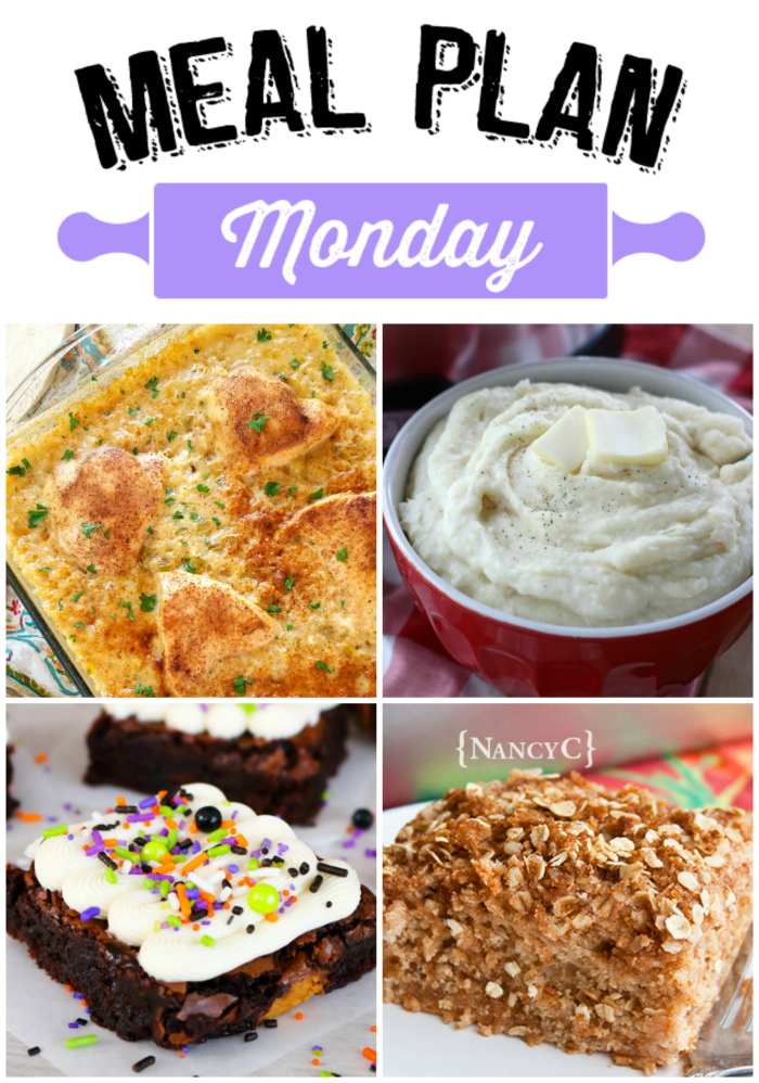 Meal planning and recipes ideas are coming your way with this week's Meal Plan Monday 137! #MealPlanning #DinnerIdeas #DinnerRecipes #FreeRecipes