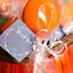 Pumpkin Oreo Pops
