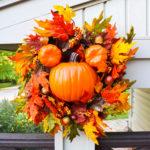 Mickey Pumpkin Wreath DIY Tutorial