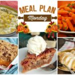 Thanksgiving Meal Plan Monday