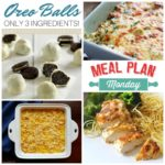 Meal Plan Monday 142