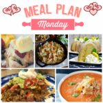 Meal Plan Monday 149