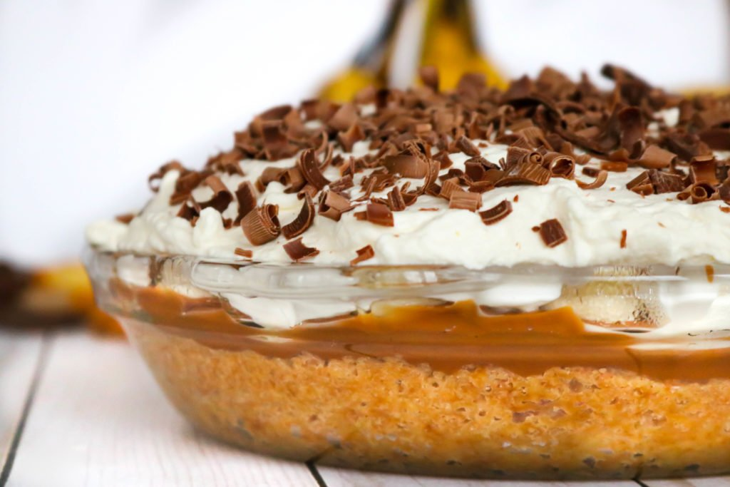 Banoffee Pie Layers