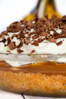 Banoffee Pie Layers