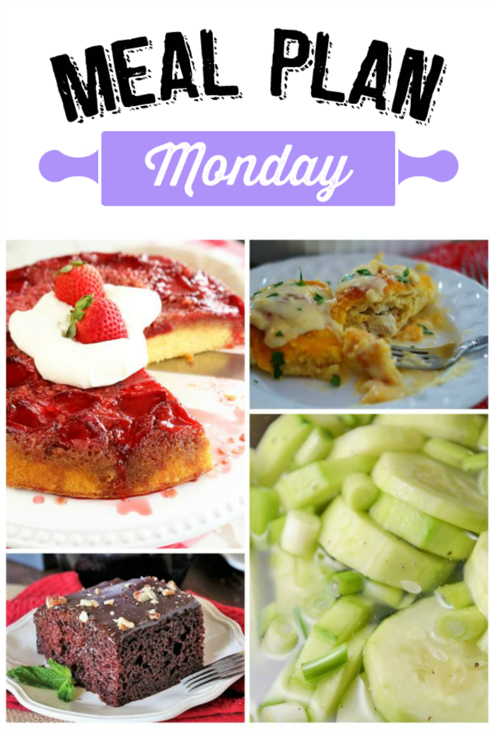 Hey y'all!! Welcome to another delicious edition of Meal Plan Monday! Goodness, we have some seriously mouth watering recipes to share this week!