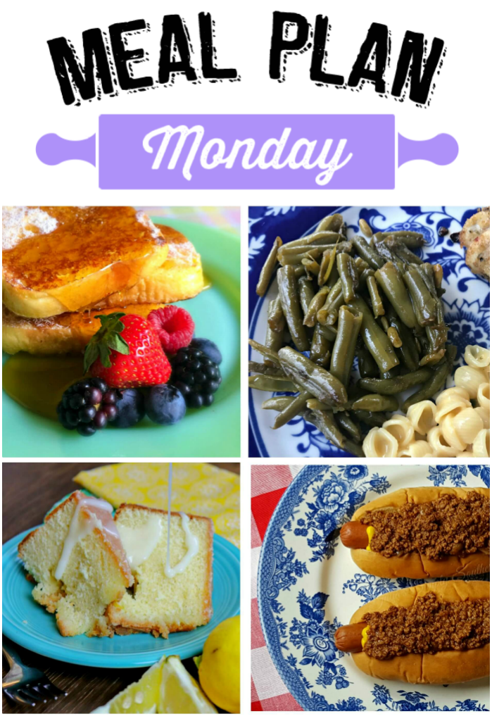 Hey Y'all! Welcome to Meal Plan Monday 154, the place to find recipe ideas for your week ahead.