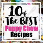 10 of the Best Puppy Chow Recipes – Powdered Sugar Chex Snack Mix