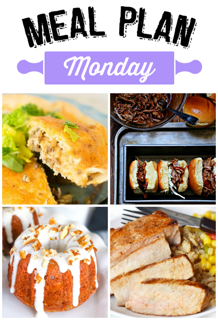 Grab those Menu Planning Binders, get ready to print or save some winning recipes and let's grab some inspiration for dinner from this week's Meal Plan Monday!