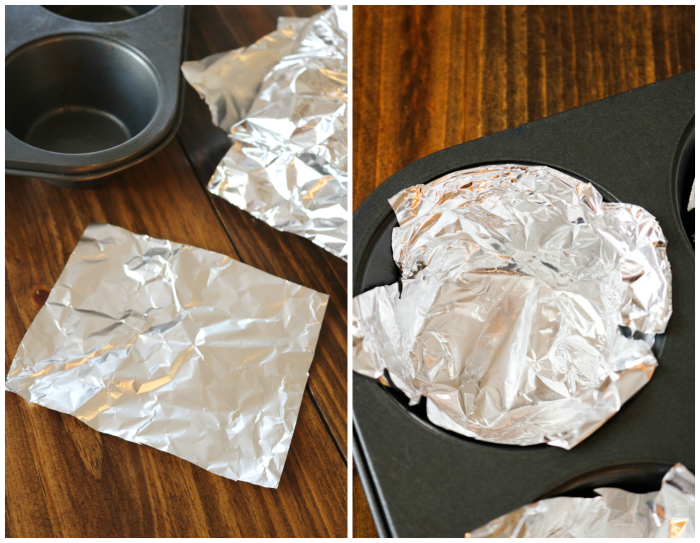 Foil Muffin Tin Liners