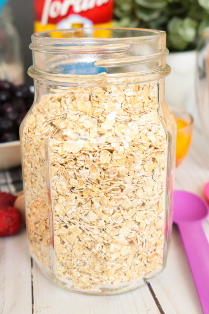 Oats for Overnight oats
