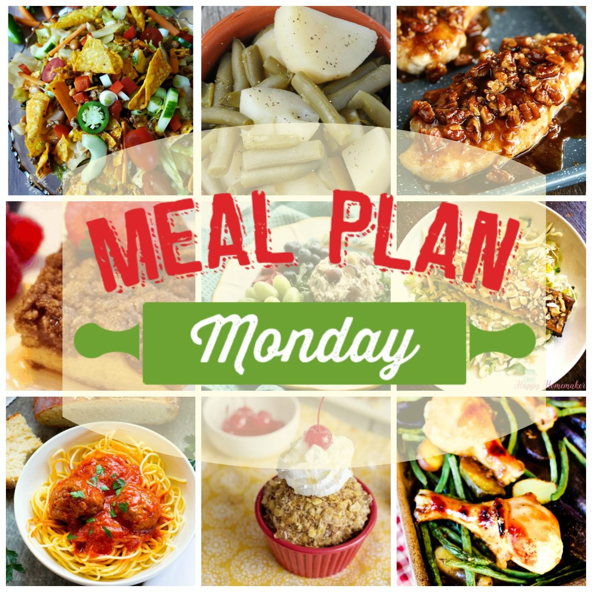 Are you searching for delicious recipes? You've come to the right place. Hey Y'all! Welcome to Meal Plan Monday #164!