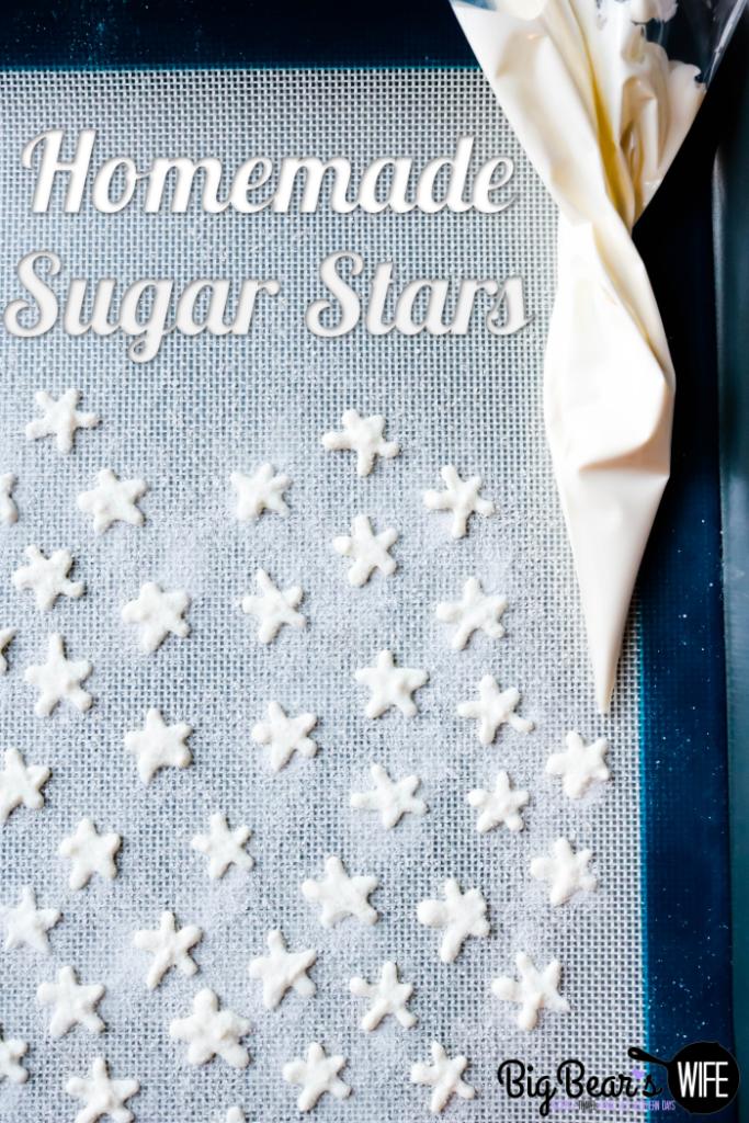 White Sugar Stars