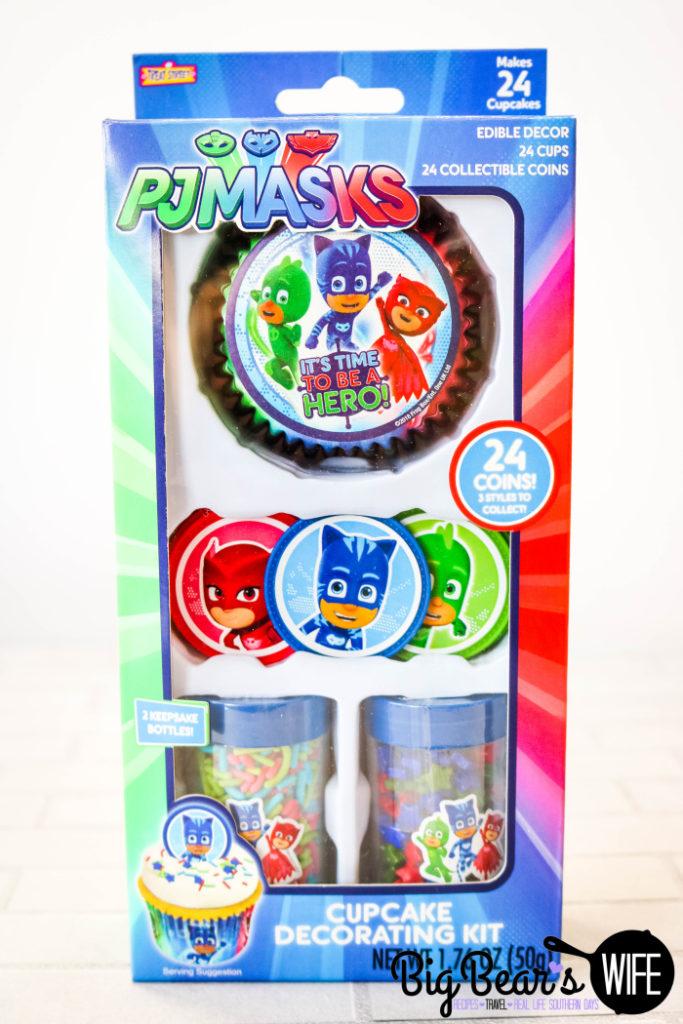 PJ Masks Marshmallow Treats