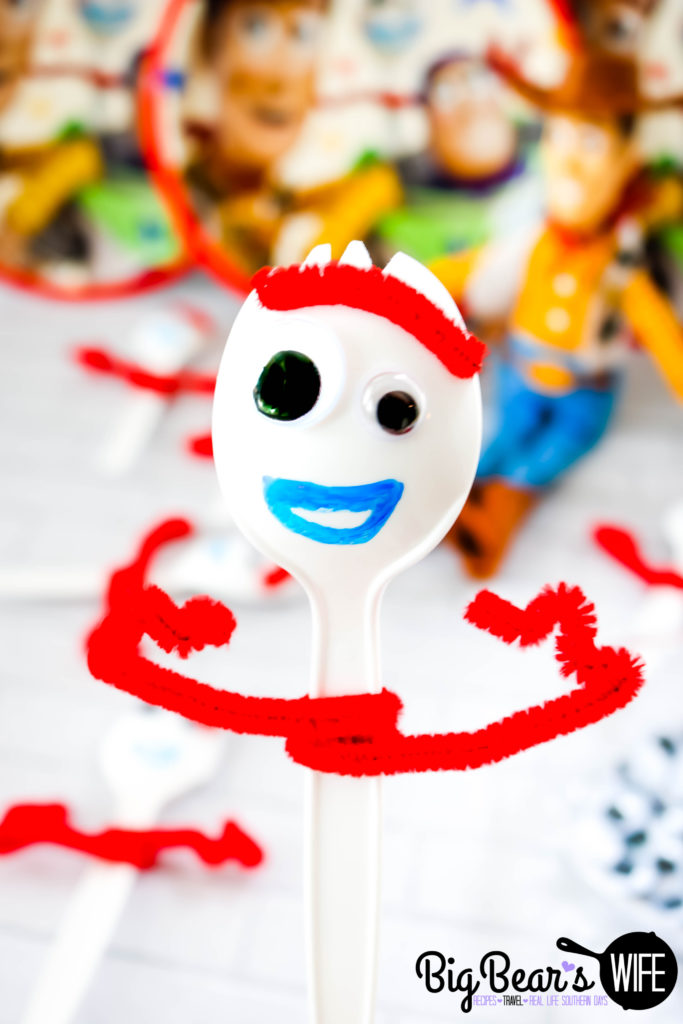 Toy Story Forky DIY