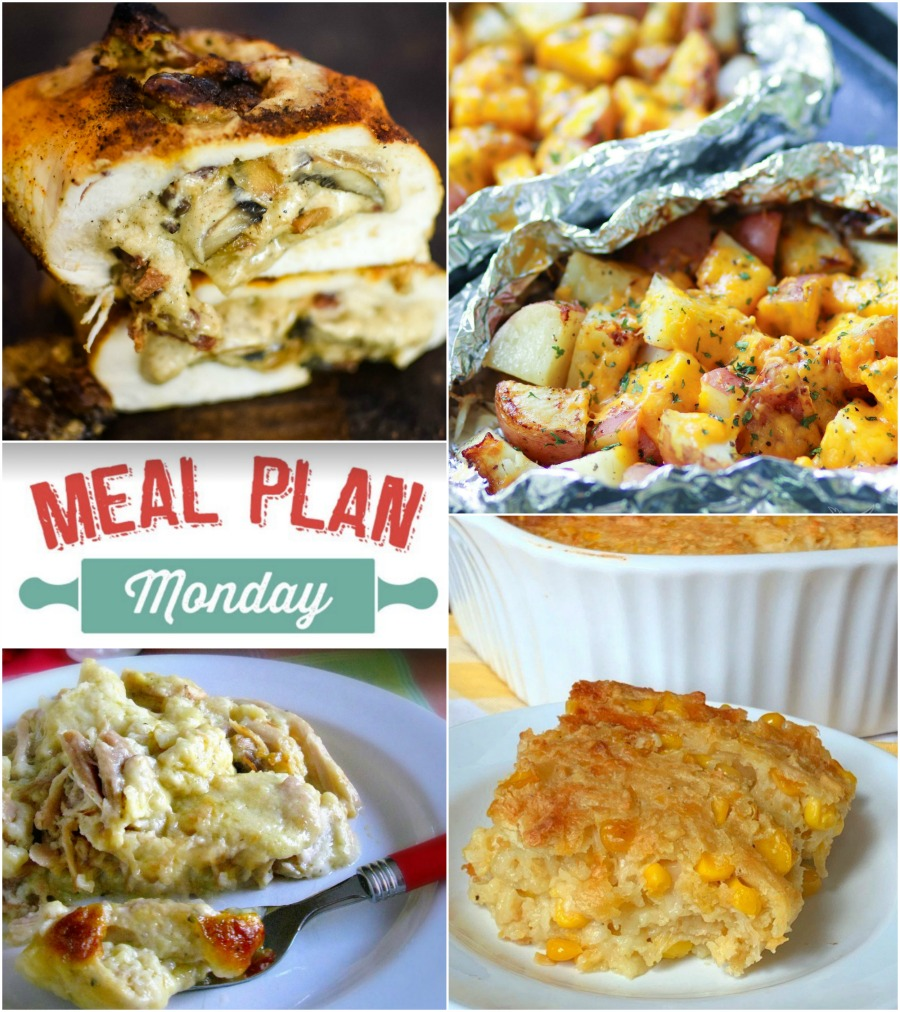 Welcome to another edition of Meal Plan Monday! We have all sorts of recipe inspiration for you so scroll on down.