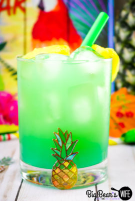 Mermaid Pineapple RumDum