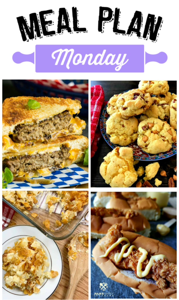 Hey Y'all! Welcome to  Meal Plan Monday #179 and Happy Labor Day. We're so glad that you've stopped by to discover all of the wonderful recipes that our food blogging friends have left here for you!