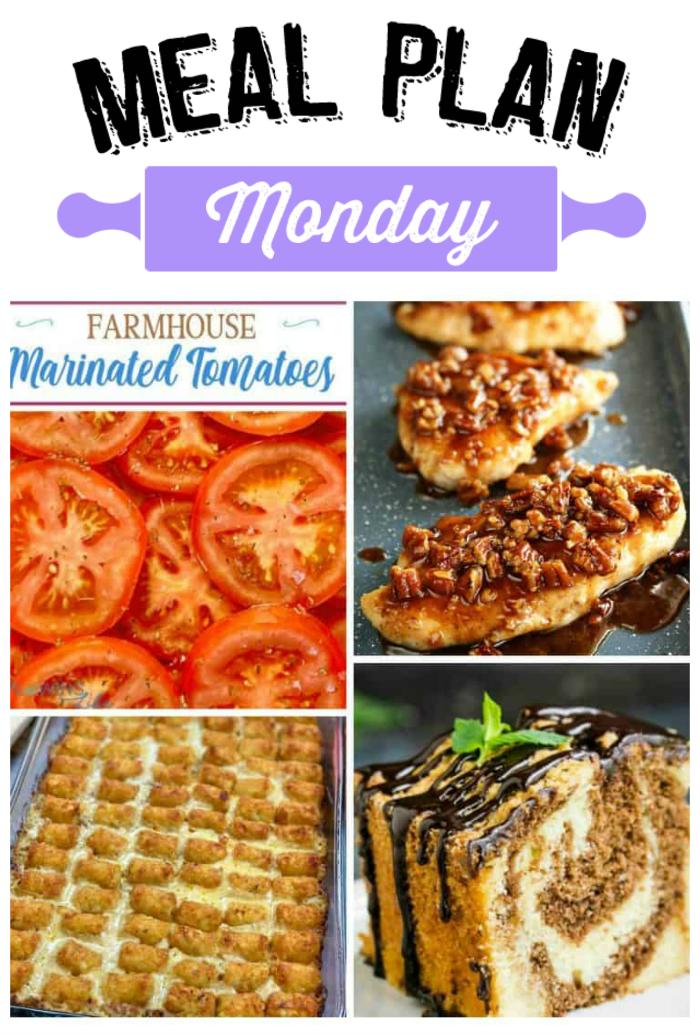 Meal Plan Monday 178