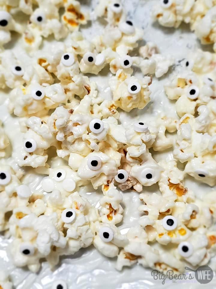 eyeball popcorn