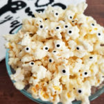 Ghost Popcorn – White Chocolate Popcorn