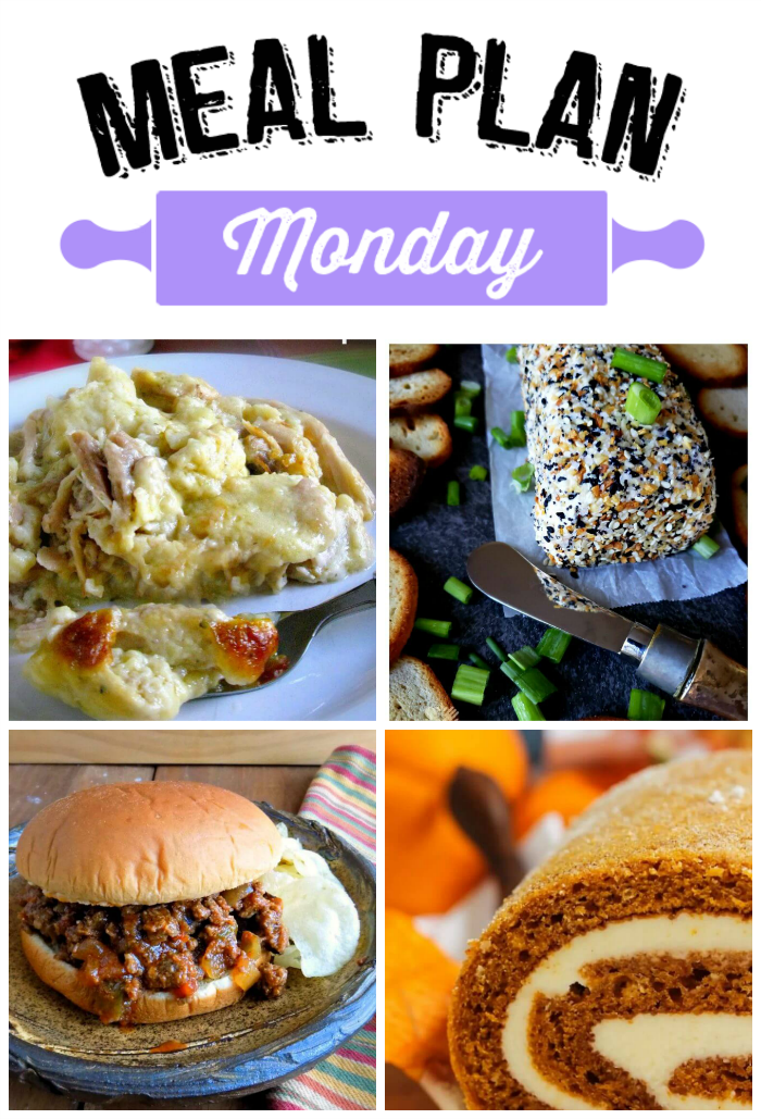 Hey Y'all! Welcome to Meal Plan Monday! We have some delicious recipes to share with you.