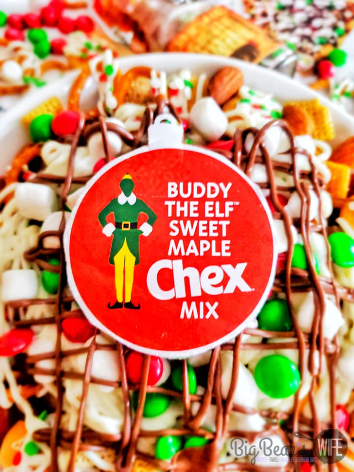 Buddy The Elf™ Sweet Maple Chex™ Mix