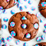 Chocolate Unicorn Cookies