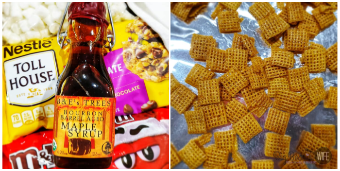 Maple Chex