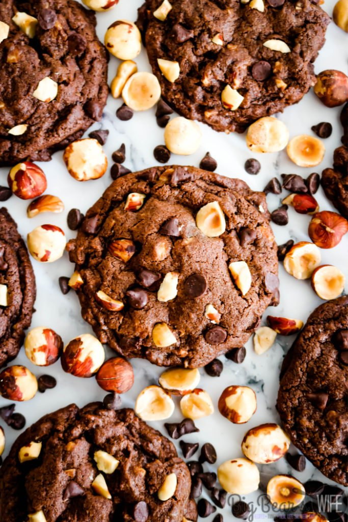 Ferrero Rocher Cookies