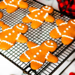 Classic Gingerbread Men Cookies