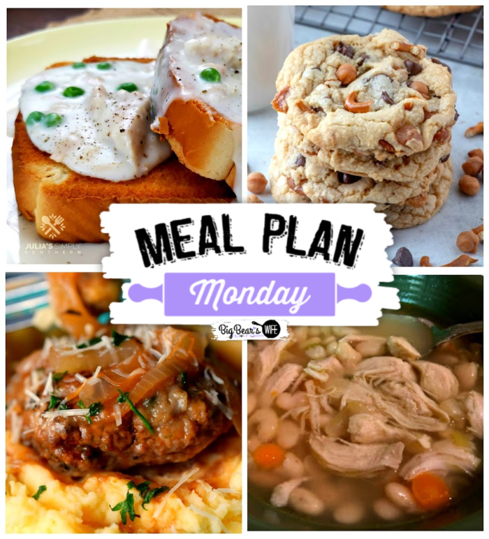 Meal Plan Monday #199