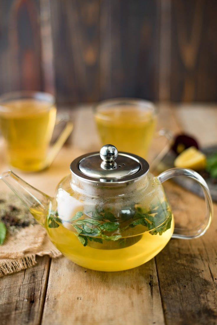 Soothing Therapeutic Herbal Tea