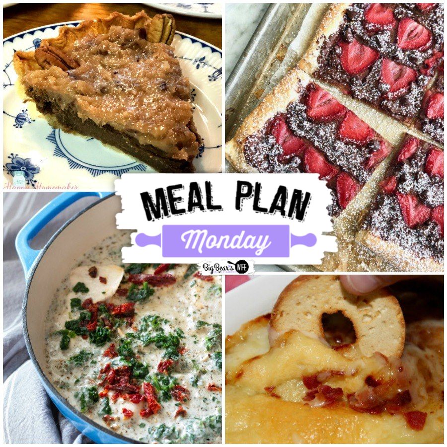Welcome to this week's edition of Meal Plan Monday, friends! Meal Plan Monday 202 is full of great recipes for you!