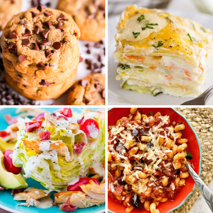 Meal Plan Monday #205