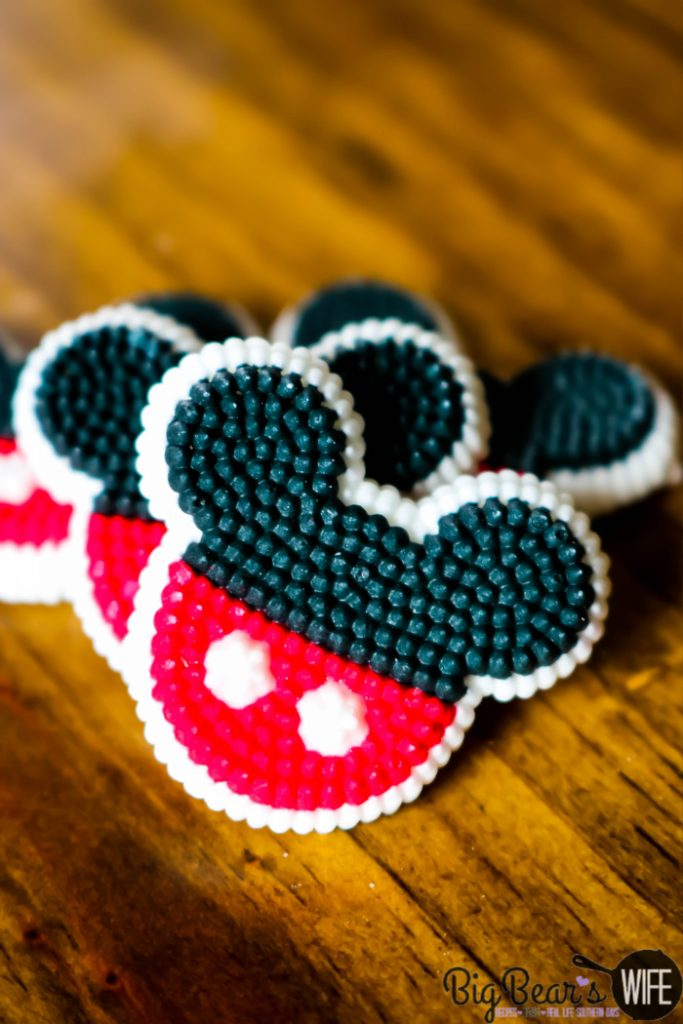 Mickey Mouse Royal Icing decorations
