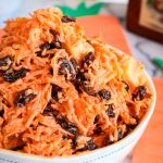 Southern Carrot Raisin Salad