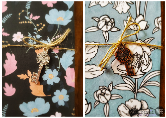 DIY Decoupaged Personal Journals