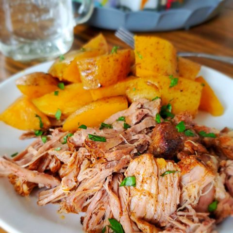 Pulled Pork & Potatoes