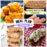 Meal Plan Monday 214