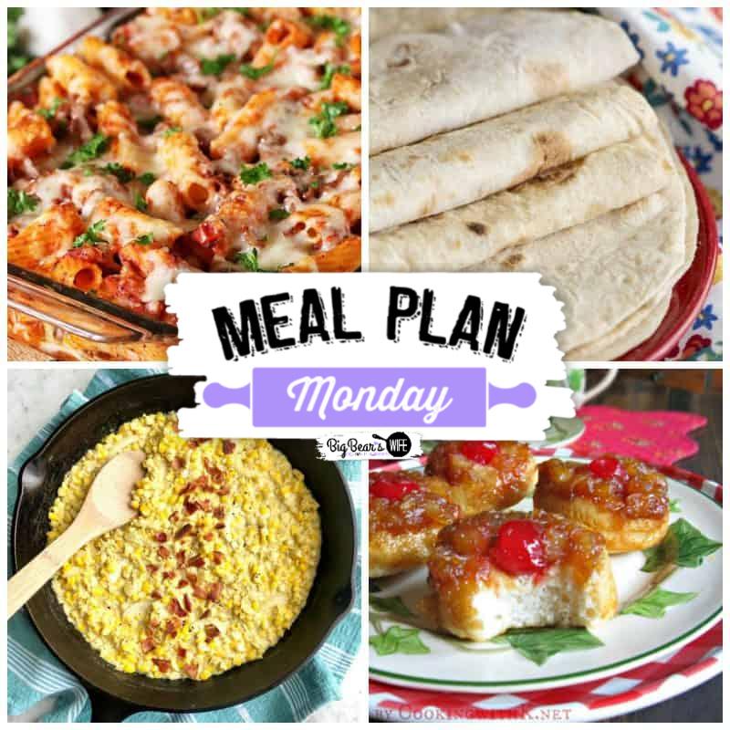 Meal Plan Monday 211