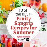 10 of the best Fruity Sangria Recipes for Summer