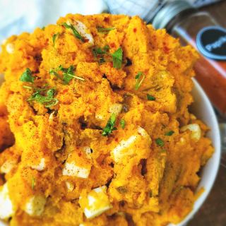 Paprika Deviled Egg Potato Salad