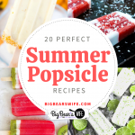20 Perfect Summer Popsicle Recipes