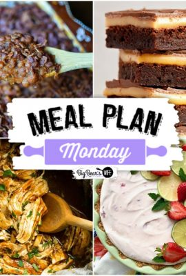 Meal Plan Monday 222 Logo